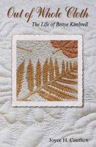 "Cover of ""Out of Whole Cloth."""